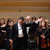 Alan Gilbert's Last New York Philharmonic Includes Program of Tchaikovsky and Dvorak