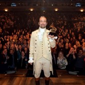 Broadway's 'Hamilton' Receives Kennedy Prize for Historical American Drama