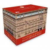 EXCLUSIVE: Producer Jon M. Samuels on Sony's 41-CD Box Set 'Vladimir Horowitz--Live at Carnegie Hall' [AUDIO]