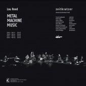 RETRO: Germany's zeitkratzer Transcribe, Transform Lou Reed's 'Metal Machine Music'