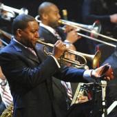 Wynton Marsalis at Jazz at Lincoln Center