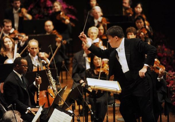 Alan Gilbert and the New York Philharmonic