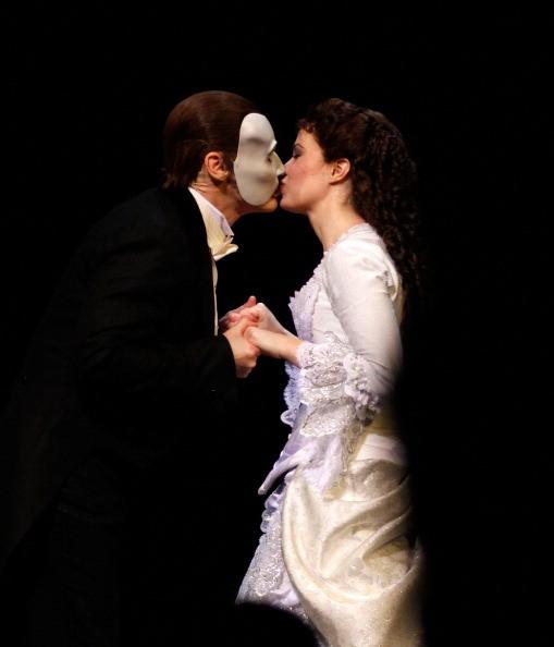 'The Phantom Of The Opera' Broadway 25th Anniversary - Curtain Call
