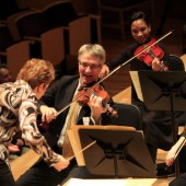 Renowned Violinist Performs During Brain Surgery, John Frisch Receives New Brain Electrode